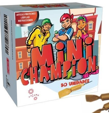 Mini champion 50 uni